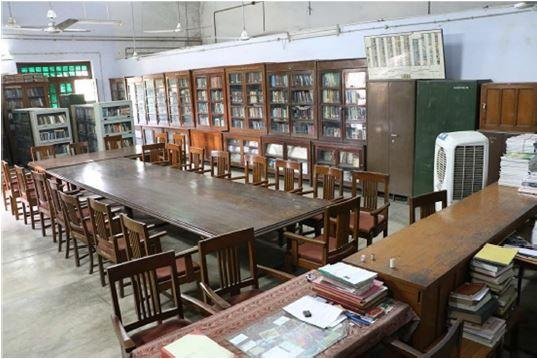 4. Prof K K Mathur Memorial Library.JPG